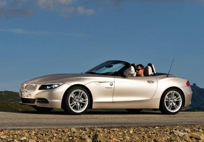 BMW Z4 2010: ¡Primeras imágenes!