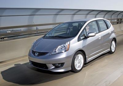 El nuevo Honda Fit 2009, más cerca