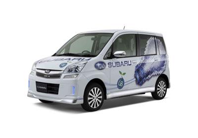 Subaru apuesta por los vehículos eléctricos