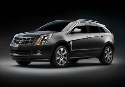 Conoce el Cadillac SRX 2010