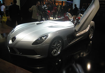 Mercedes Benz SLR Stirling Moss