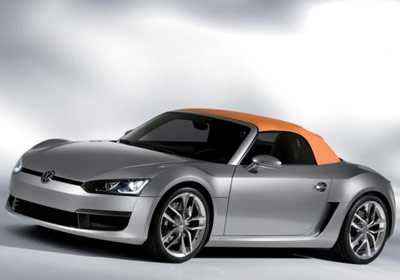Volkswagen BlueSport: un roadster agresivo y atractivo