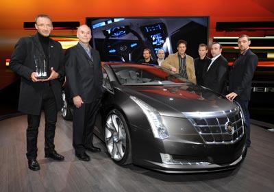 Cadillac consigue nuevamente el premio EyesOn
