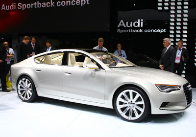 Audi Sportback Concept: ¡Te presentamos el futuro A7!