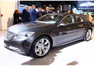 Chrysler 200C EV Concept: ¡Apostando por la electricidad!