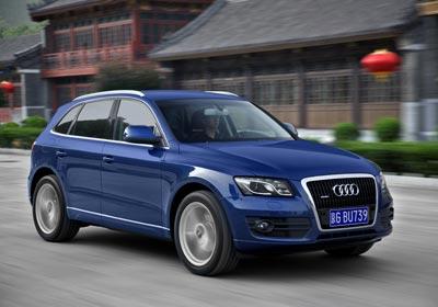 Se viene el nuevo Audi Q5