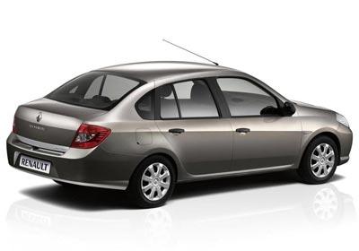 El Renault Symbol ya está a la venta