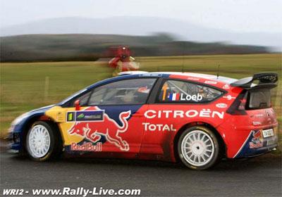 Sebastien Loeb, el indiscutible campeón del WRC