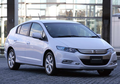 Honda Insight 2010: imágenes y antecedentes exclusivos