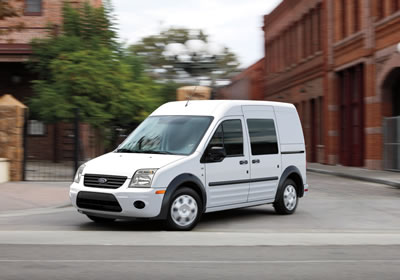 Ford Transit Connect: totalmente eléctrica
