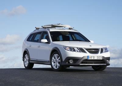 Saab 9-3X 2010, gana capacidades todo terreno