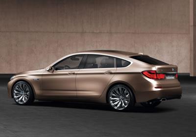 BMW presenta el Serie 5 Gran Turismo Concept