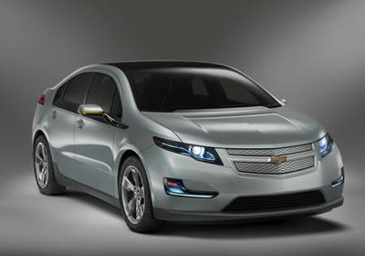 Chevrolet Volt tendrá llantas y sistema de audio más eficientes