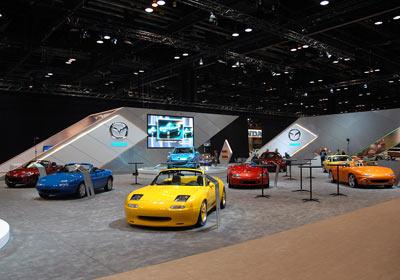 Mazda MX-5: 20 años de éxito