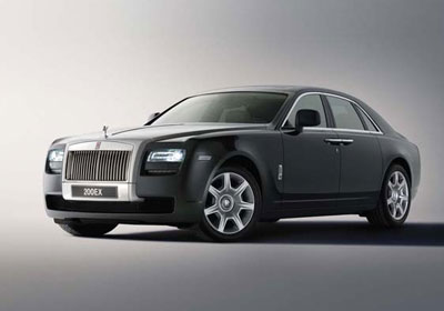 Rolls Royce 200 EX