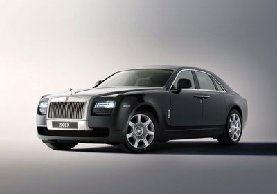 Rolls-Royce 200EX Concept: anticipos del Baby Rolls