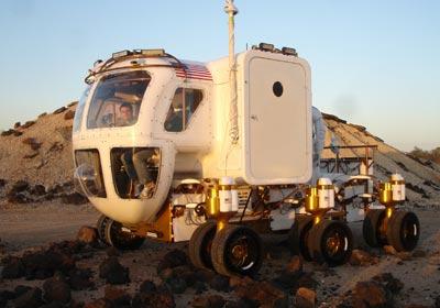 Michelin equipa a la NASA
