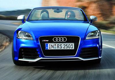 Audi TT RS: ¡La respuesta de Audi para enfentar a Porsche!