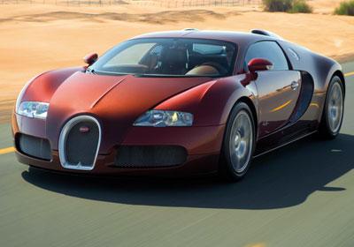 Bugatti Veyron Centenaire: listo para la pelea