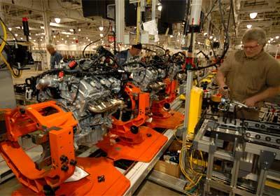 Comienza la producción de motores EcoBoost de Ford