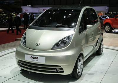 Tata Nano: el auto más barato del mundo deslumbra en Ginebra