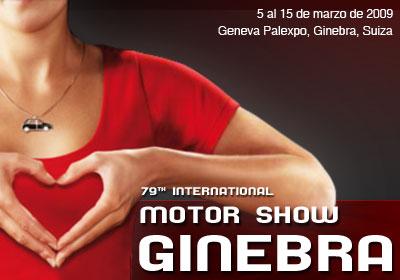 Lo mejor del Autoshow de Ginebra 2009