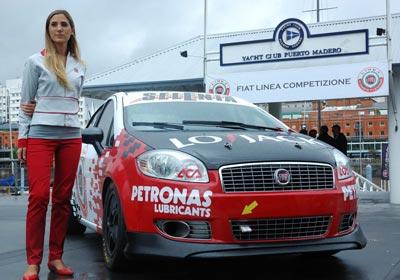 Se presentó Fiat Linea Competizione