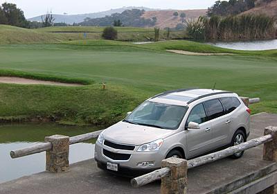 Llega Chevrolet Traverse 2009 a México