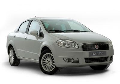 El Fiat Linea a la venta en Argentina