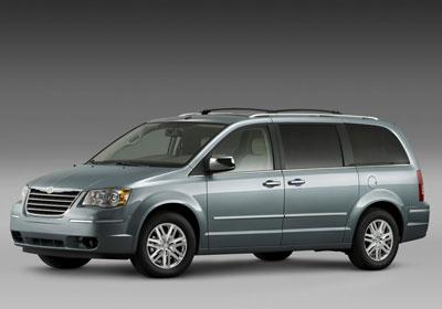Chrysler: Minivans Triunfan en Ranking de calidad