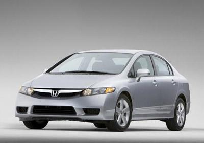 Honda Civic: cinco estrellas en seguridad