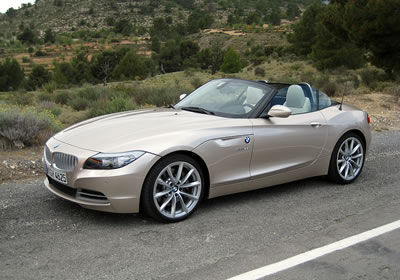 Nuevo BMW Z4 2009, primer contacto desde Alicante, España