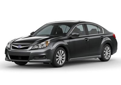 Subaru Legacy 2010: Nace la quinta generación