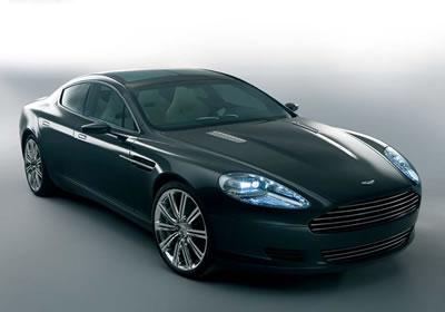 Aston Martin Rapide a punto de ver la luz