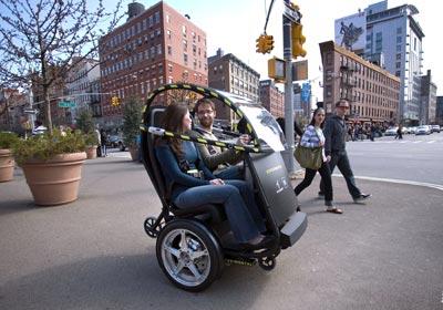 GM y Segway presentan el futuro del transporte urbano