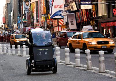 GM Segway PUMA Concept: ¿El transporte urbano del futuro?