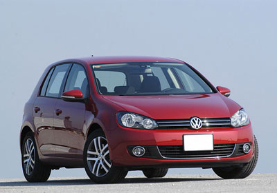 Volkswagen Golf Vl: Auto del año 2009
