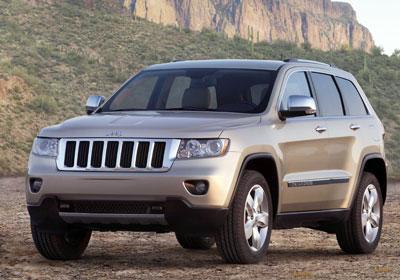 Jeep Grand Cherokee 2011: Tras la reconquista de su sitial