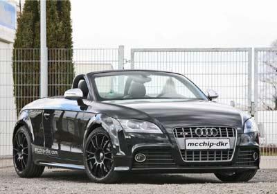 Audi TTS por MC Chip