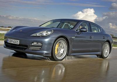 Porsche Panamera: fotos exclusivas de su lanzamiento