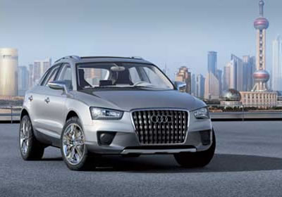 Audi confirma producción del nuevo SUV Q3 en España