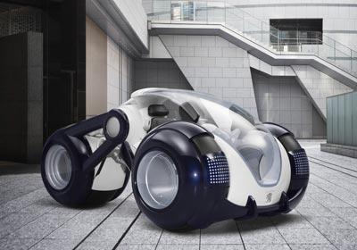 Peugeot RD Concept: citycar del futuro