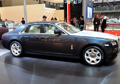 Rolls-Royce 200EX: Fotografías exclusivas del Baby Rolls
