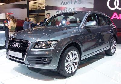 Audi Q5: Llegó a Colombia