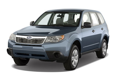 Subaru New Forester: máxima calificación en prueba de choque JNCAP