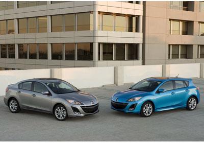 Nuevo Mazda3: Llegó a Chile