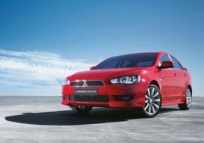 Mitsubishi Lancer: 5 estrellas en seguridad