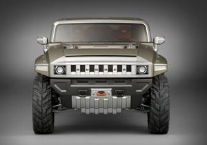 GM anuncia acuerdo para vender Hummer
