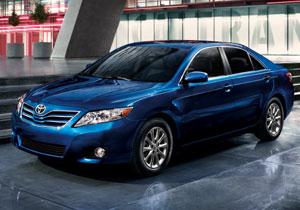 Se presenta el nuevo Toyota Camry 2010 en México