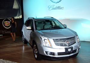 Llega a México el Cadillac SRX 2010